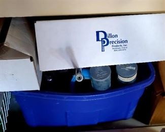 Dillion Precision Reloading Equipment