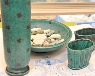 Argenta pottery, Sweden