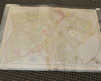 Boston Ward 19 map