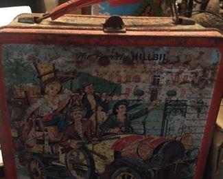 Beverly Hillbillies lunchbox