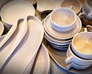 Russell Wright art pottery dinnerware!