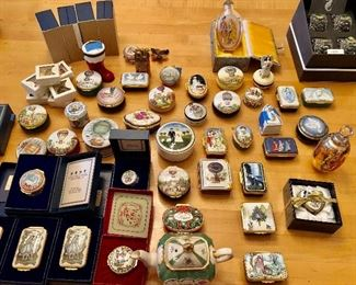 LIMOGES & BOXES