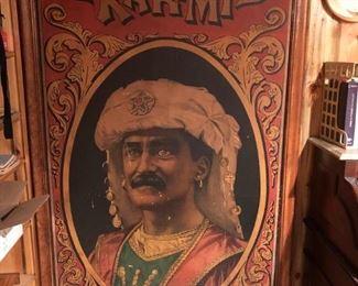 Vintage Prince Kar-Mi Poster