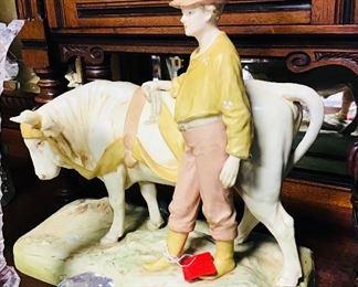 Royal Dux Figure