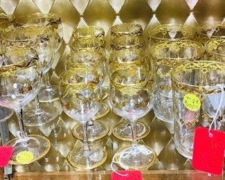 Fine French Glassware