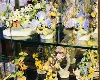 Royal Worcester Dorothy Doughty Birds
