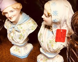 French Busts