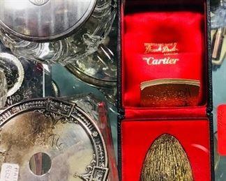 Cartier Egg