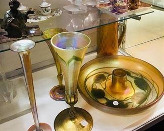Tiffany Favrille Glass