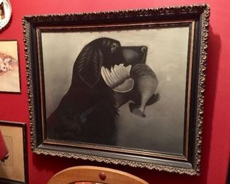 Large dog picture
