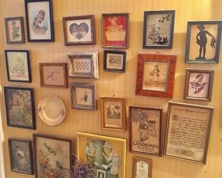 Lots more framed pictures! Pick up something special a Christmas gift!