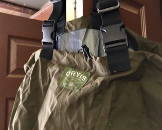 Orvis fishing outerwear