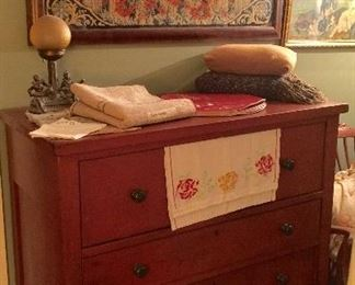 Wonderful antique chest of drawers