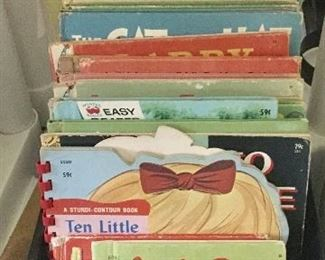 More 1960's and 70's books