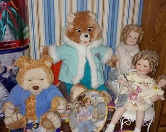 Country Bears, Shirley Temple