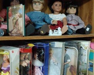American Bar Dolls