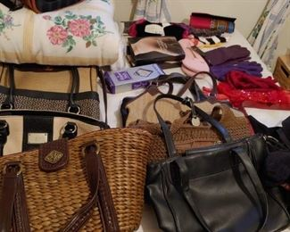 Purses, One Doonie and Burke