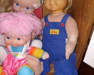 My Buddy Doll (Rumor has it, he was the inspiration for Chuckie)