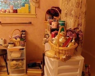 Storage, Candles, Bath Gift Sets
