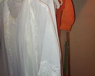 Vintage night gowns