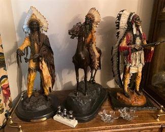 Many great Carl Kauba bronzes