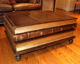 "Maitland Smith coffee table 16 1/2"" H x 28"" W x 36"" L"