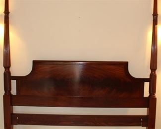"King size head board 79 1/2"" W x 89"" H"