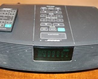 Bose wave radio.