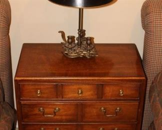 Thomasville night stand/end table.