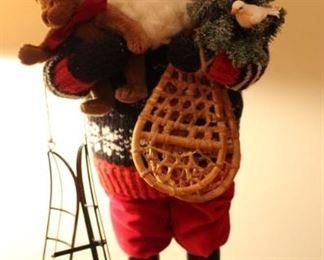 Lynn Haney Santa.