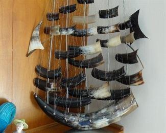 Sailing Ship of Horns