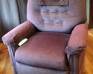 Fantastic Lift Chair. Available Now. Call Linda at 615-268-5388