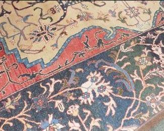 Room Sized Oriental Rug