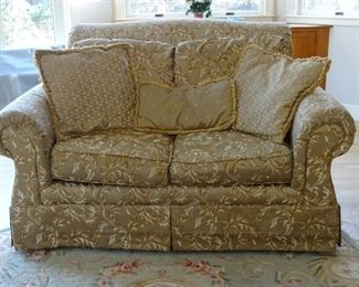 2 seater sofa (part of lounge suite)