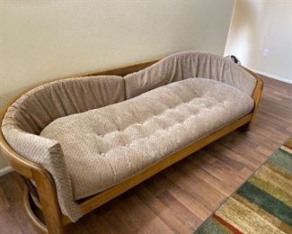 Couch bought in a Movie set sale. Very comfortable