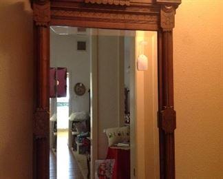 Very nice Eastlake mirror