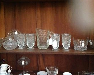 Large selection of Forstoria crystal