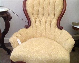 Ladie's parlor chair