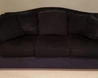 1 Blue Sofa