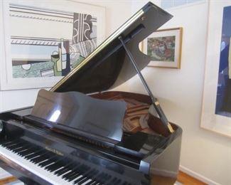 CHARLES WALTER GRAND PIANO