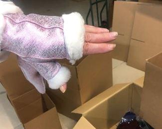 Half Gloves / Conversion Mittens