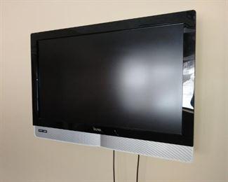 Video flatscreen TV