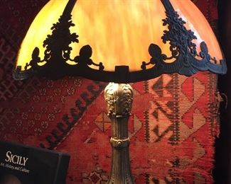 BEAUTIFUL ANTIQUE LAMPS