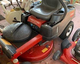 Toro Timecutter SS 3225 riding mower
