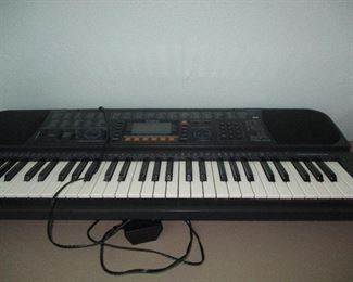 Casio key board