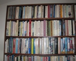 Cookbook Collection   Asking $650 for All, reasonable offers will be considered!