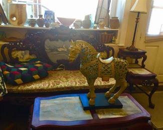Decorator horse
