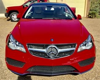 Sold.   Sold.    Sold.  This Sweet Ride is a 2016 Mercedes Benz E-Class E-400 4-Matic, 2 Door.