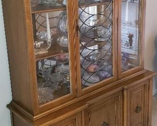 Vintage China Cabinet by Thomasville