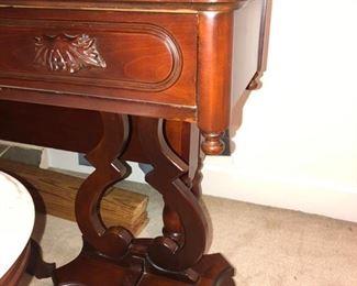 Davis Cabinet Company bedside table